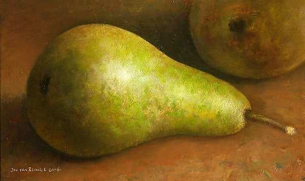 Painting: Pears