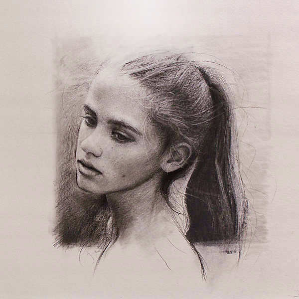 Painting: Portrait of Lisa