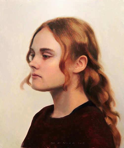 Painting: Portrait of T.H.