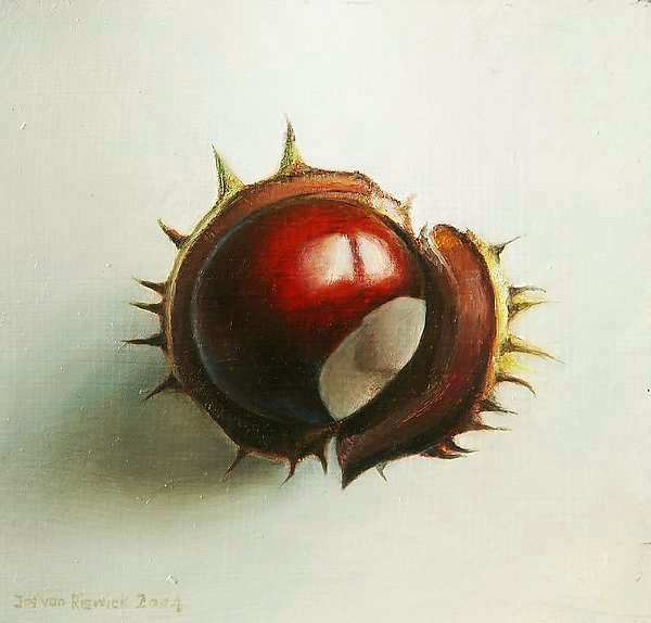 Painting: Chestnut
