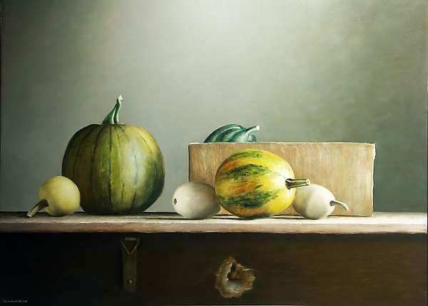 Painting: Pumpkins